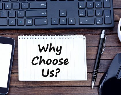 Why Choose Us As Your Web Site Designer?
